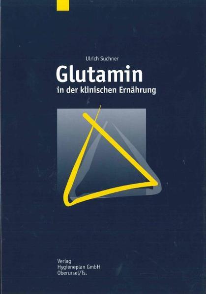 Glutamin in der klinischen Ernährung - Coverbild