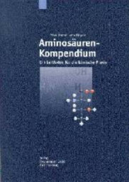 Aminosäuren-Kompendium - Coverbild