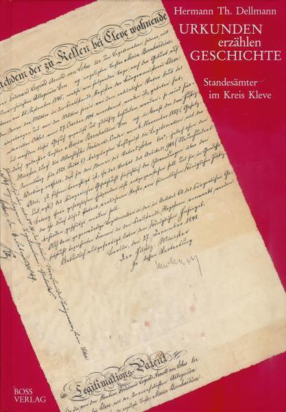 Urkunden erzählen Geschichte - Coverbild