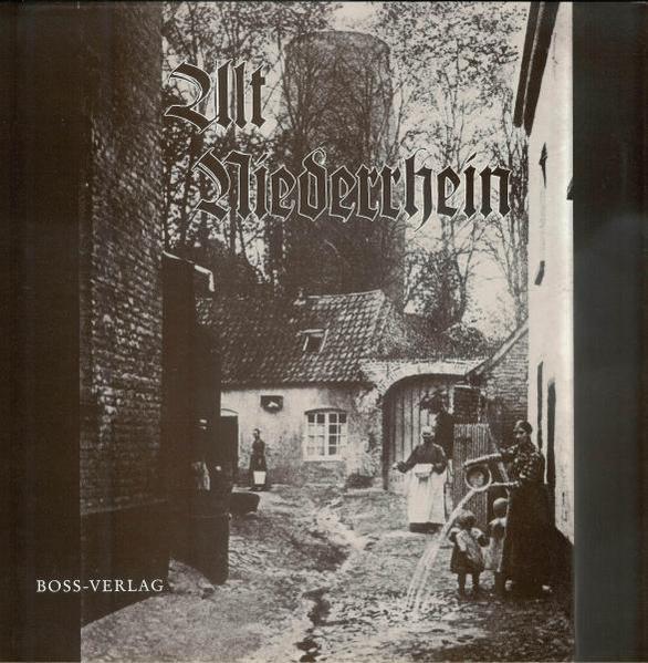 Alt Niederrhein - Coverbild
