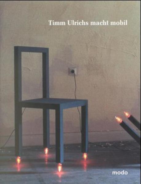 Timm Ulrichs macht mobil - Coverbild
