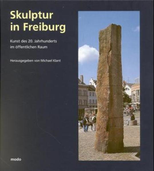 Skulptur in Freiburg / Skulptur in Freiburg - Coverbild