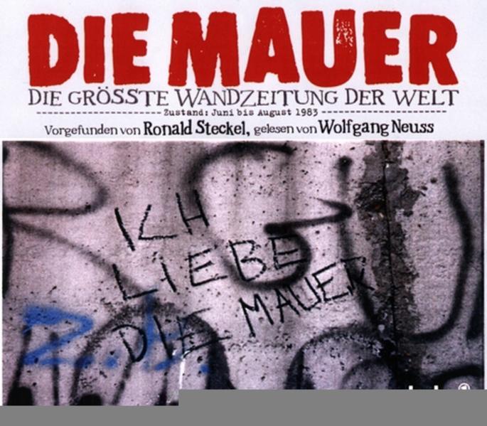 Die Mauer - Coverbild