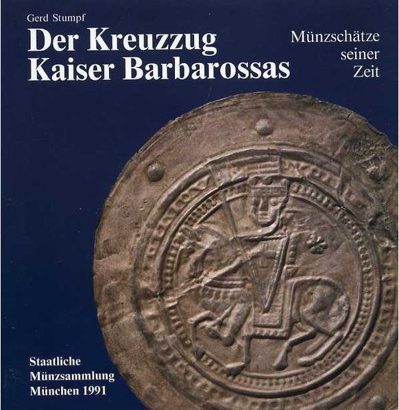 Der Kreuzzug Kaiser Barbarossas - Coverbild