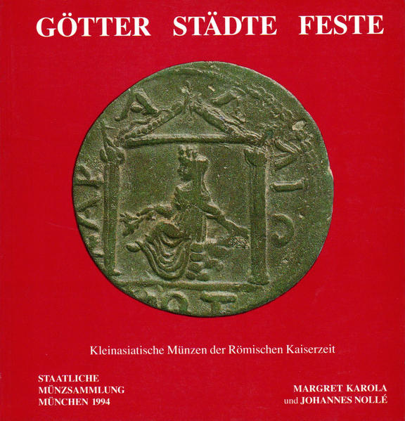 Götter - Städte - Feste - Coverbild