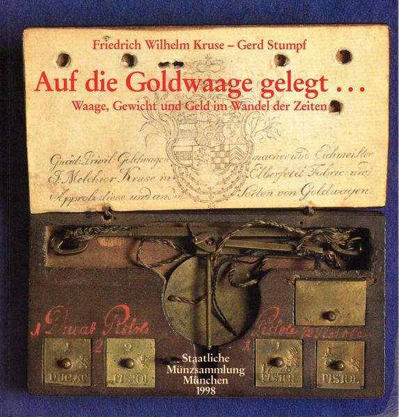 Auf die Goldwaage gelegt... - Coverbild
