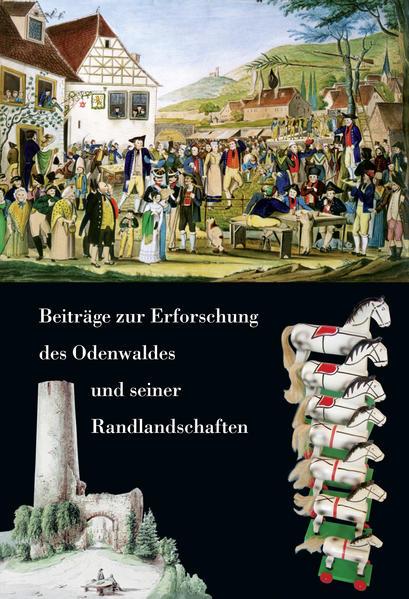 Beiträge zur Erforschung des Odenwaldes und seiner Randlandschaften - Coverbild