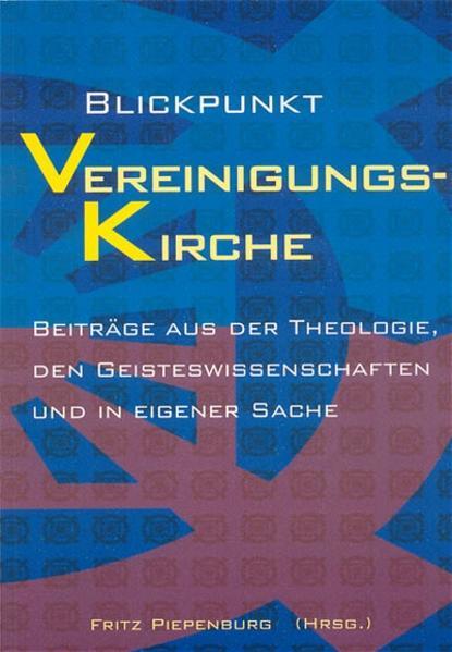 Blickpunkt Vereinigungskirche - Coverbild