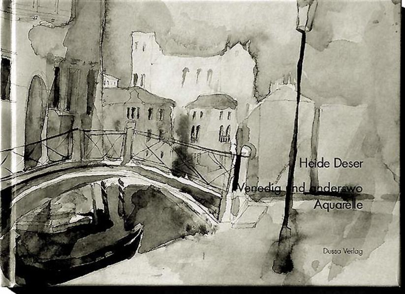 Venedig und anderswo - Coverbild