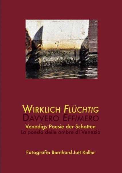WIRKLICH FLÜCHTIG     DAVVERO EFFIMERO - Coverbild