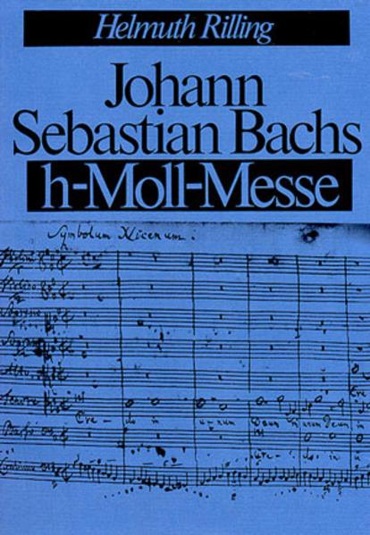 Johann Sebastian Bachs h-moll-Messe - Coverbild