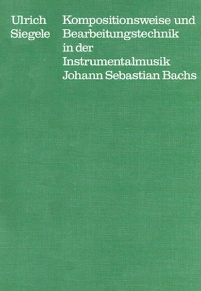 Bachs theologischer Formbegriff und das Duett F-Dur - Coverbild