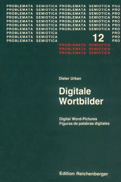 Digitale Wortbilder - Coverbild