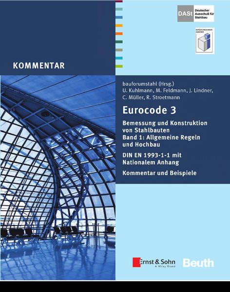 Eurocode 3 - Coverbild