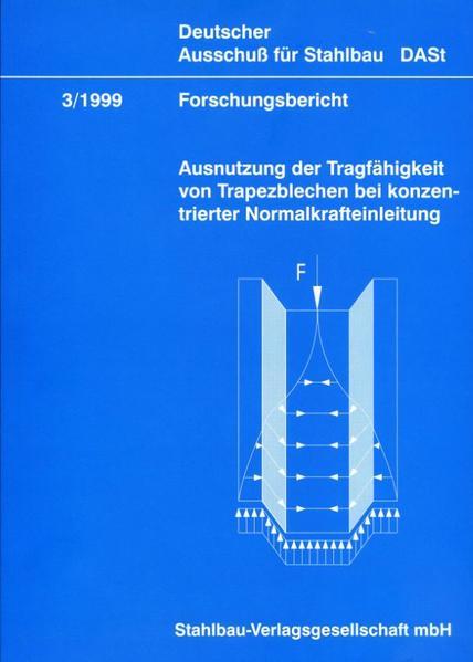 DASt-Forschungsbericht 3/1999 - Coverbild