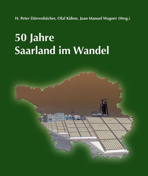 50 Jahre Saarland im Wandel - Coverbild