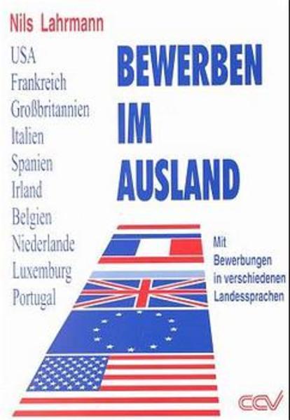 Bewerben im Ausland - Coverbild