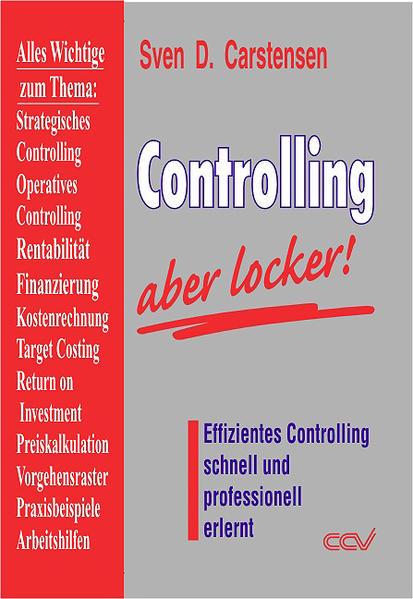 Controlling - aber locker! - Coverbild