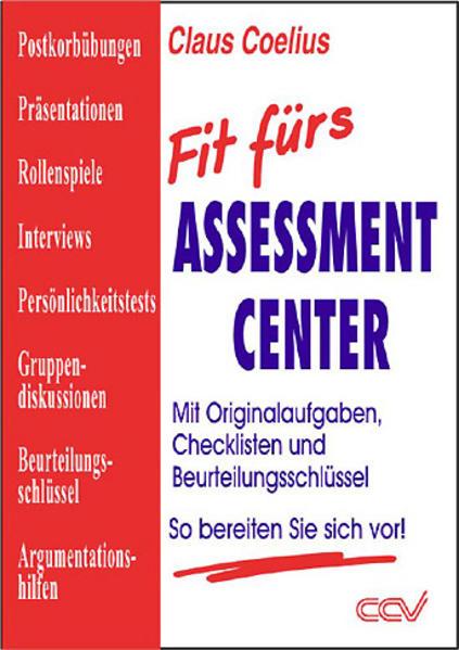 Fit fürs Assessment Center - Coverbild
