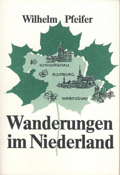 Wanderungen im Niederland - Coverbild