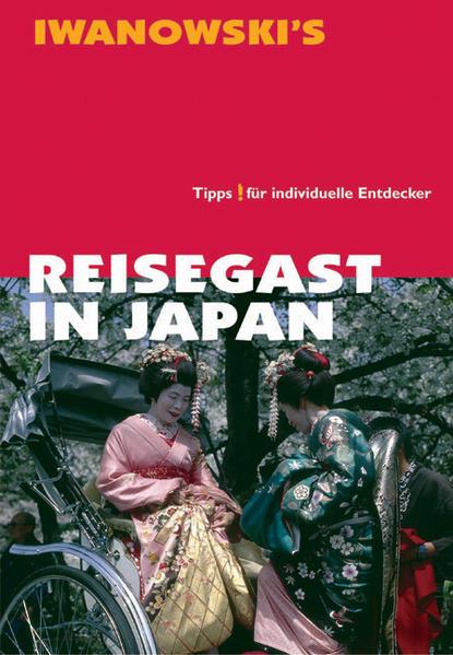 Reisegast in Japan - Kulturführer von Iwanowski - Coverbild