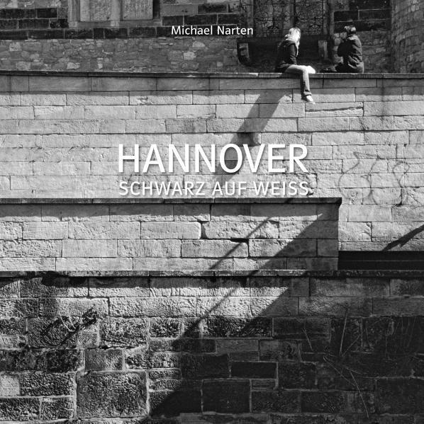 Hannover schwarz auf weiß - Coverbild