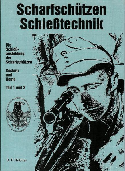 Scharfschützen-Schiesstechnik - Coverbild