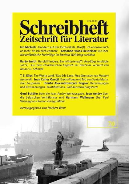 Flandern auf der Richterskala /Die SS'er / Erschaffung und Tod von Santa María - Coverbild