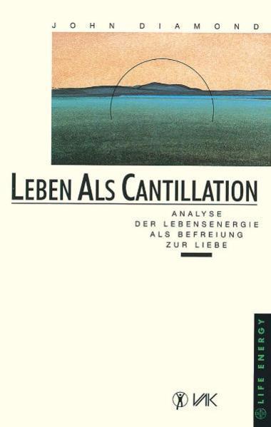 Leben als Cantillation - Coverbild