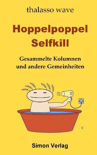 Hoppelpoppel Selfkill - Coverbild