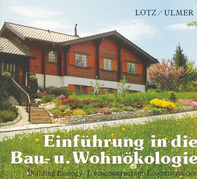 Einführung in die Bau- und Wohnökologie - Coverbild