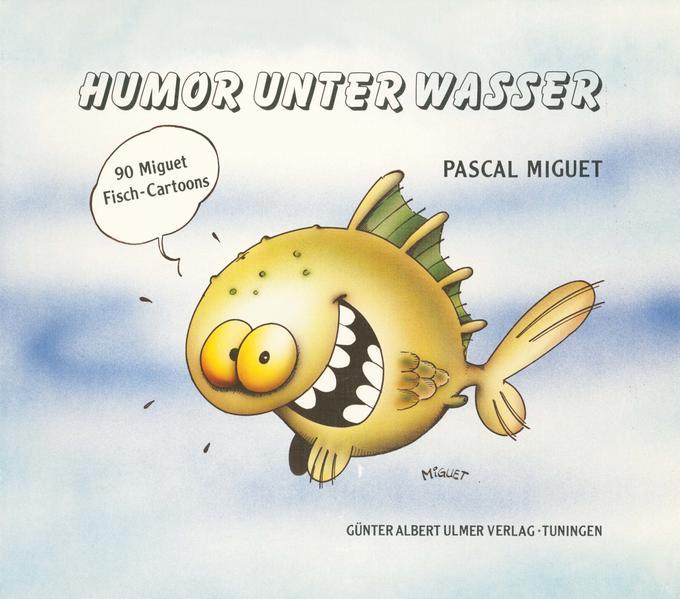 Humor unter Wasser - Coverbild