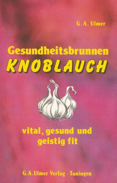 Gesudheitsbrunnen Knoblauch - Coverbild