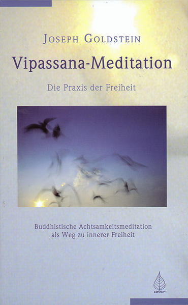 Vipassana-Meditation - Coverbild