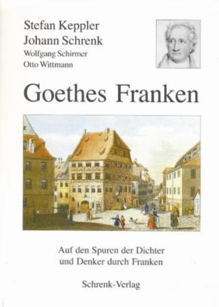 Goethes Franken - Coverbild