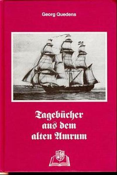 Tagebücher aus dem alten Amrum - Coverbild
