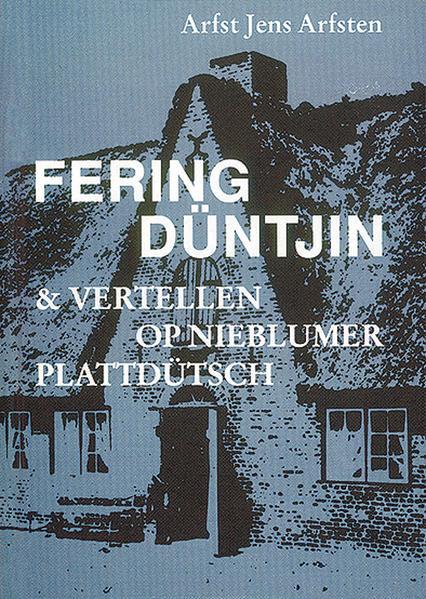 Fering Düntjin & Vertellen op Nieblumer Plattdütsch - Coverbild