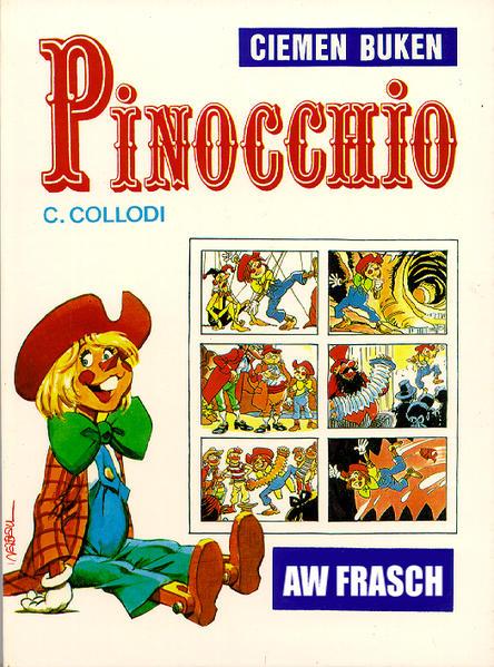 Pinocchio - Coverbild