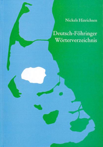Deutsch-Föhringer Wörterverzeichnis - Coverbild