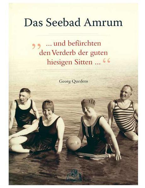 Das Seebad Amrum - Coverbild