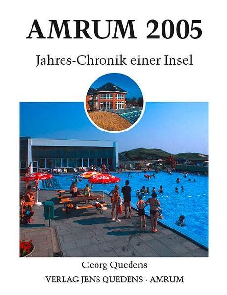 Amrum. Jahreschronik einer Insel / Amrum 2005 - Coverbild
