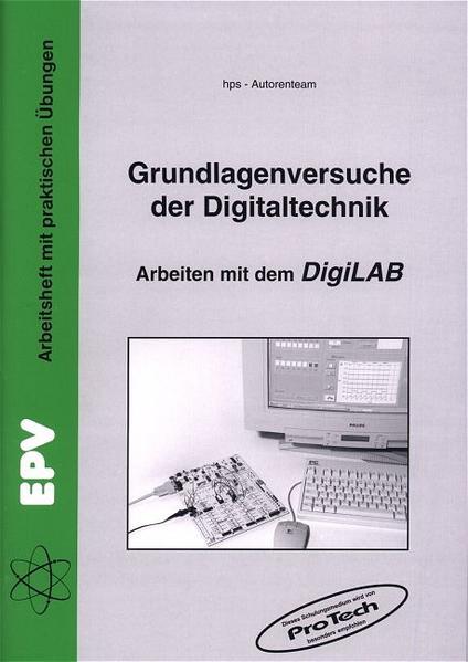 Grundlagenversuche der Digitaltechnik - Coverbild