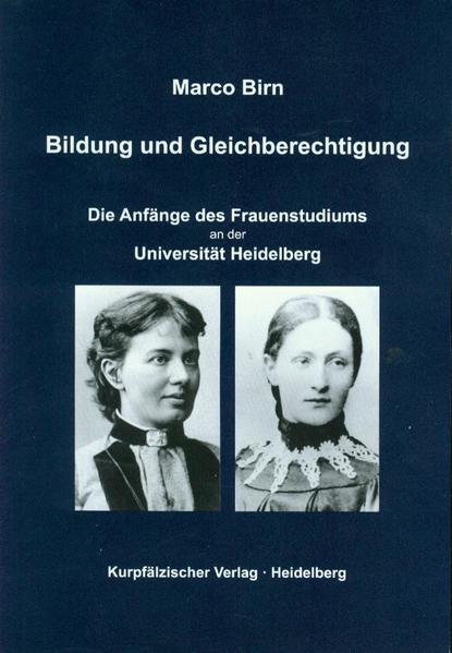 Bildung und Gleichberechtigung - Coverbild