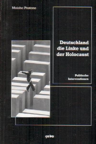 Deutschland, die Linke und der Holocaust - Coverbild