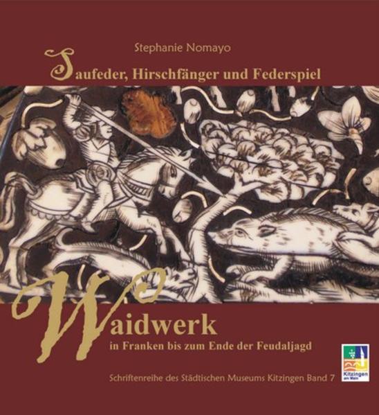 Saufeder, Hirschfänger und Federspiel - Coverbild