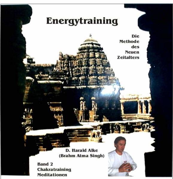 Energytraining. Die Methode des Neuen Zeitalters - Coverbild