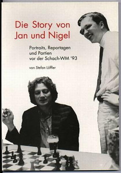 Die Story von Jan und Nigel - Coverbild