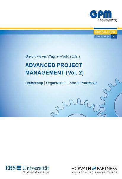 Advanced Project Management Vol. 2 - Coverbild