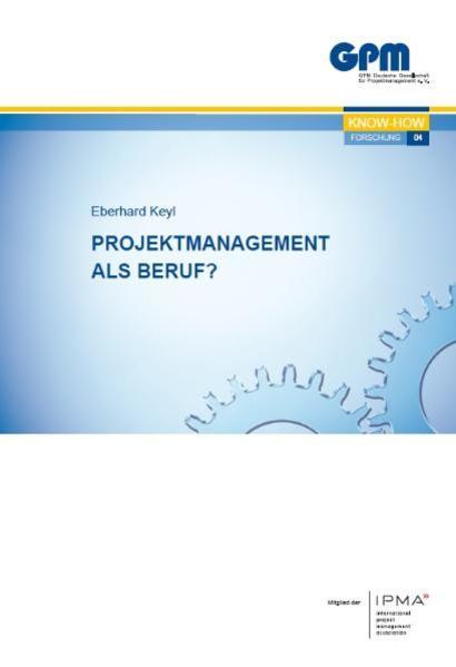 Projektmanagement als Beruf? - Coverbild