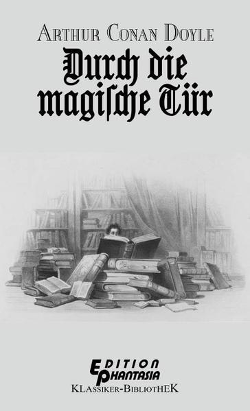 Durch die magische Tür - Coverbild
